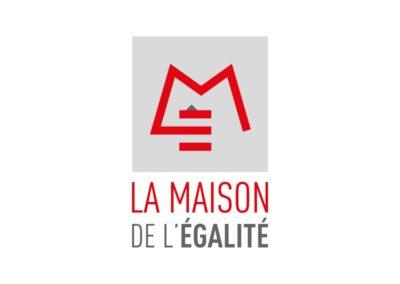 Logo Maison égalité