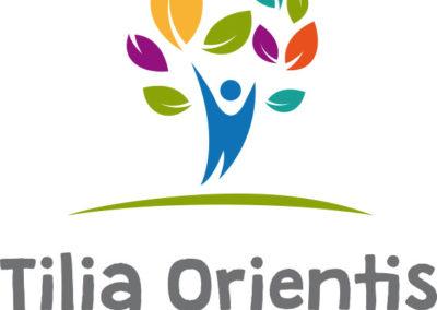 Tilia Orientis : création logotype et plaquette